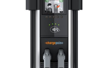ChargePoint Dual Port EV Charger - CT4000 Series