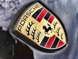Porsche Mascot - Image from Flickr.com