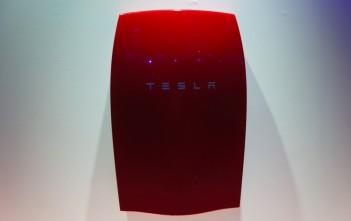 Tesla Power Wall Battery Storage