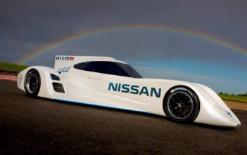 Nissan ZEOD RC. Photo by Nissan Motor Co.Ltd - Flickr.com