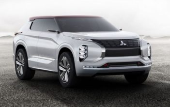 Mitsubishi GT PHEV Concept - Image by MMC