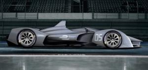 Formula e Next Gen Concept for Season 5