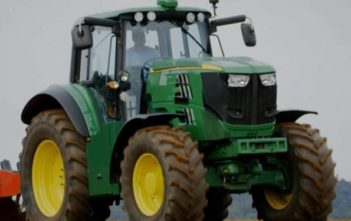 John Deere All Electric Tractors