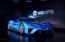 Next EV NIO EP9 - Worlds Fastest EV - image by Next EV