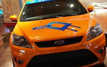 Ford Plug-In Vehicle Future