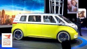 Volkswagen ID Platform Mini Bus EV