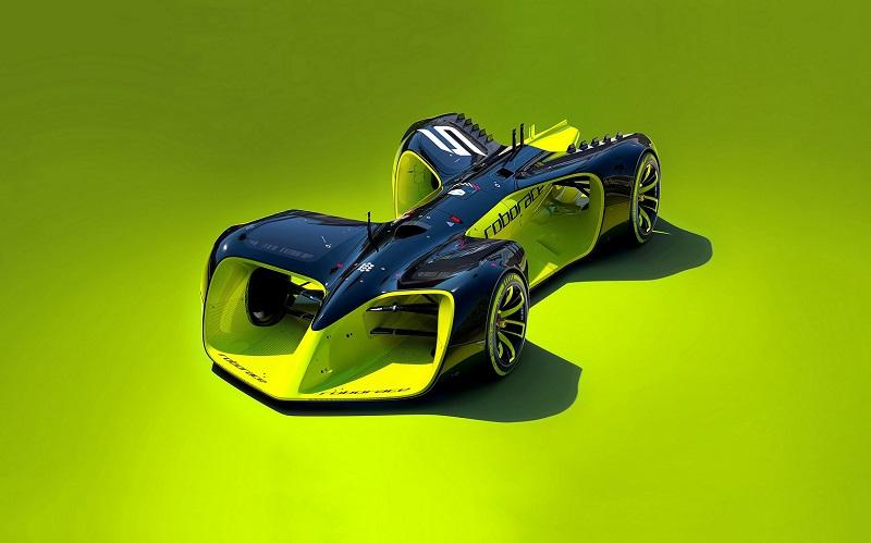 Roborace -AI - Driverless Racing Car Development