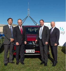 EV Council Launch - MMAL - AGL- Fed Govt 220517