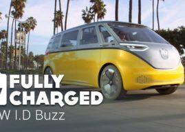 Volkswagen Show Case New ID Electric Models